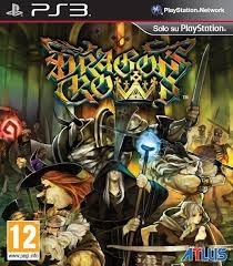 Dragons Crown + Artworks (PS3)